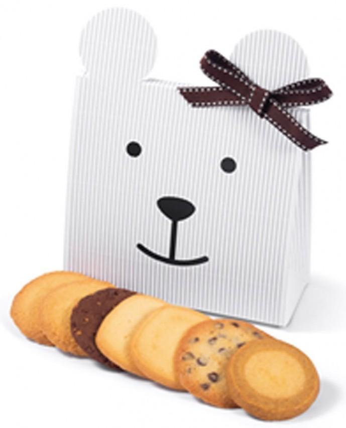 ホワイトデーのお返しクッキーはアントステラのベアクラフト