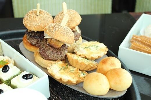ハンバーガー ホテル