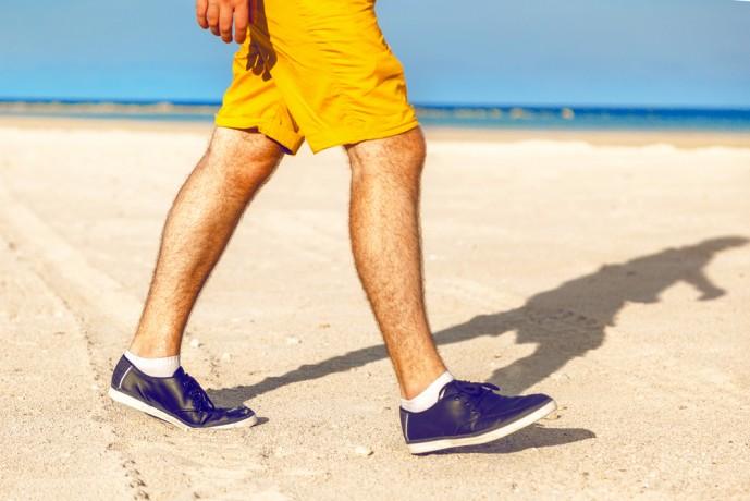 夏 靴 メンズ