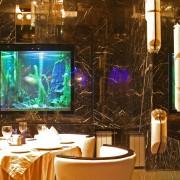 アクアリウムレストラン