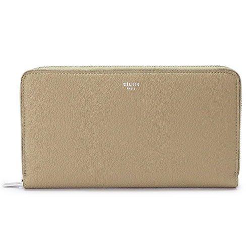 セリーヌのレザー財布