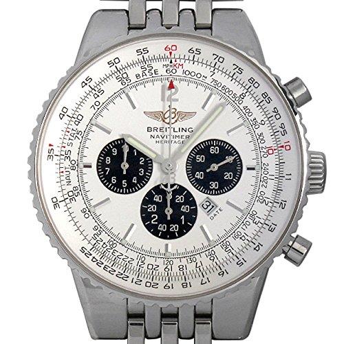 有名ブランドのブライトリングナビタイマーの腕時計