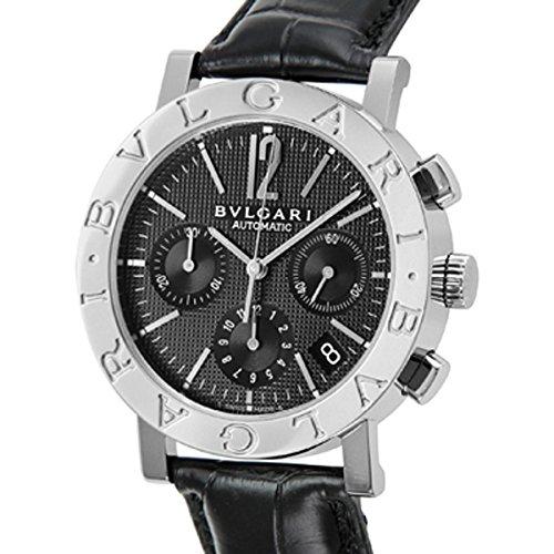有名ブランドのブルガリクロノの腕時計