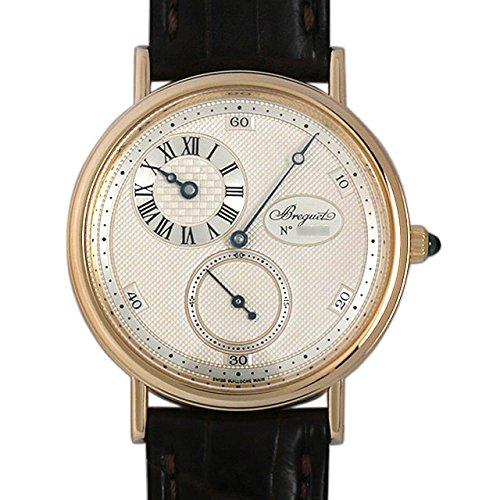 有名ブランドのブレゲクラシックの腕時計