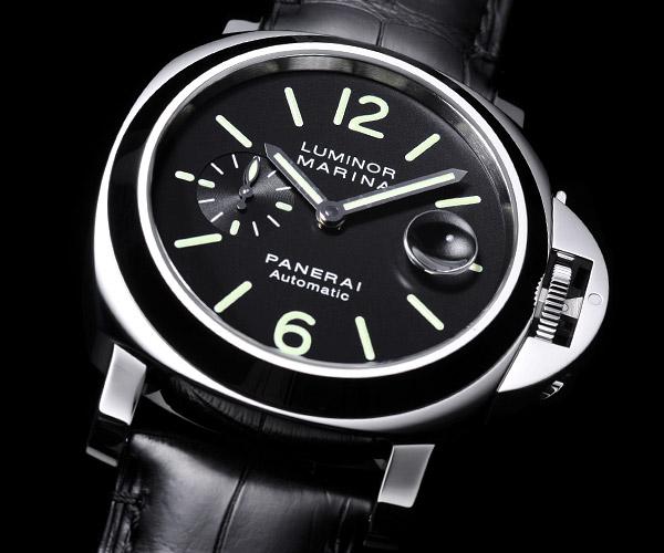 パネライのルミノール マリーナ製品番号PAM00104
