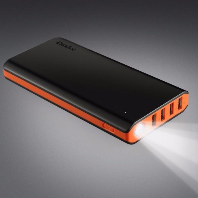 人気の大容量モバイルバッテリー