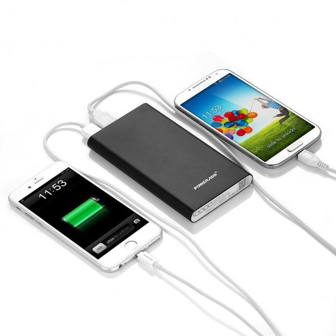 大容量小型モバイルバッテリー