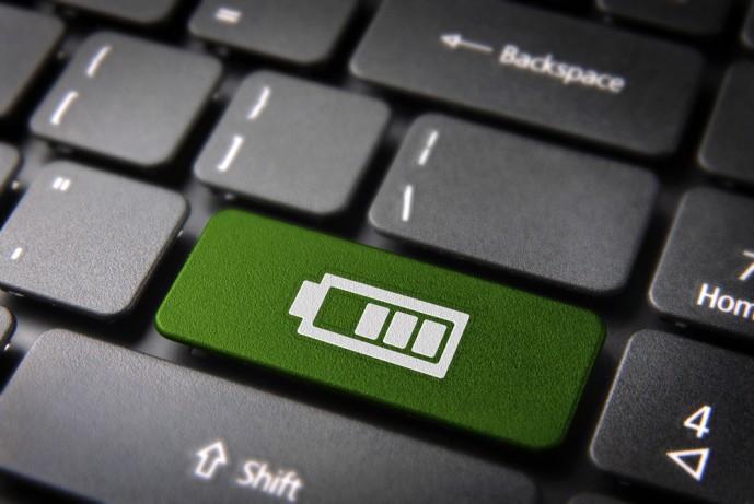 モバイルバッテリーの充電回数