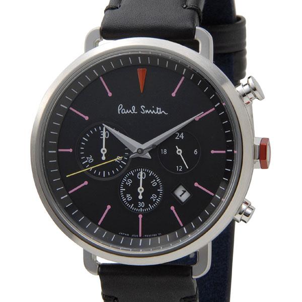 ポールスミスのおしゃれ腕時計