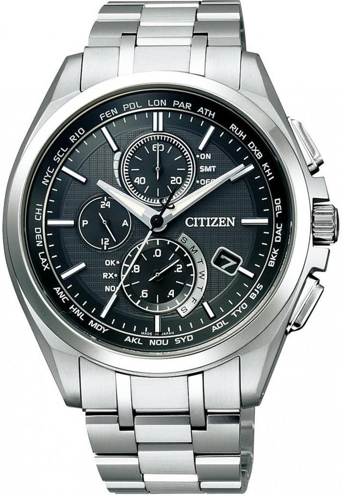 ビジネスマン向けのアテッサの腕時計