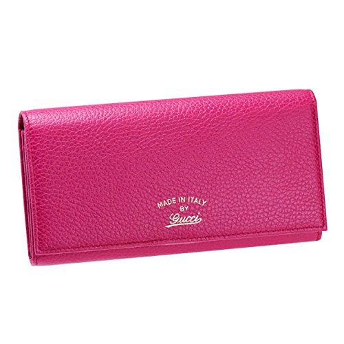女性にグッチの長財布をプレゼントする
