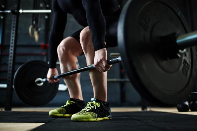 デッドリフトで鍛えられる筋肉