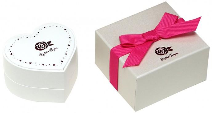 クリスマスプレゼントに1万円以下のルビンローザのネックレス2