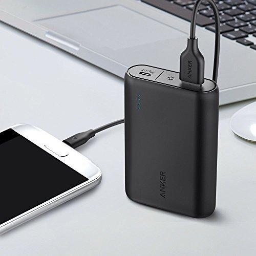 ANKERの大容量モバイルバッテリー