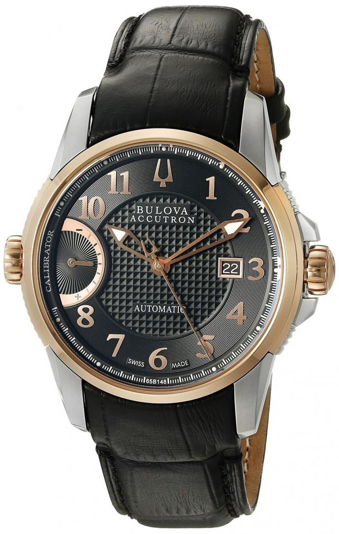 ブローバアキュロンのおしゃれな腕時計