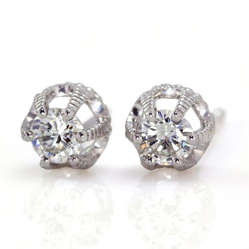 彼女のクリスマスプレゼントに贈りたいビズーのダイヤモンドベックレス