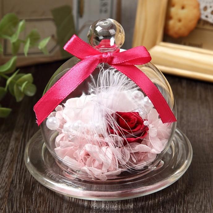 クリスマスプレゼントぴったりの雑貨(小物)ブリザードフラワー