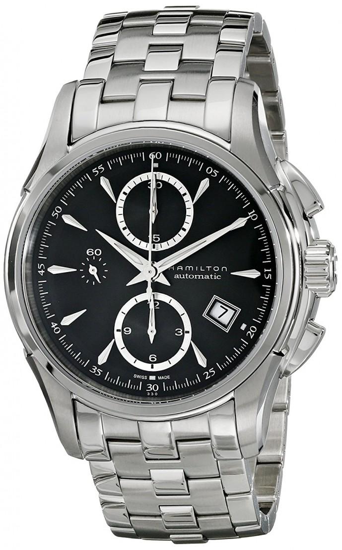 有名ブランドのハミルトンの腕時計