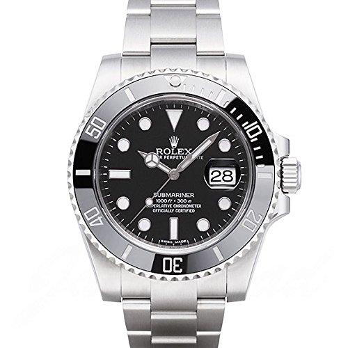 有名ブランドのロレックスサブマリーナデイトの腕時計