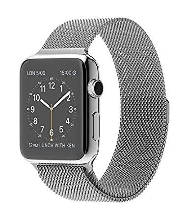 有名ブランドの腕時計であるアップルウォッチ