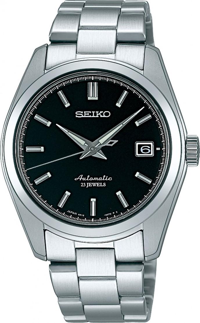 有名ブランドのSEIKOメカニカルの腕時計