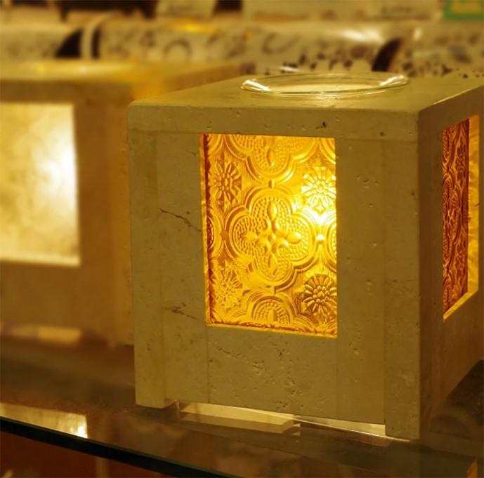 プレゼントにぴったりなkishimaのアロマライト