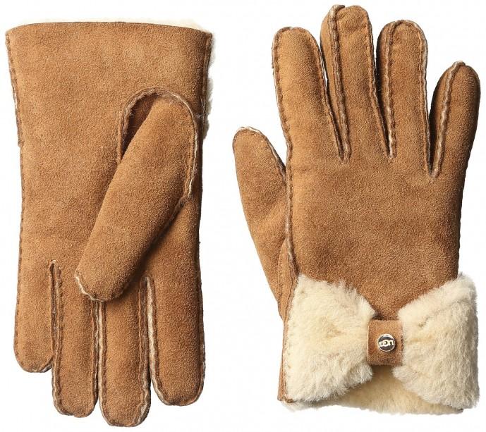クリスマスプレゼント・手袋(UGG)
