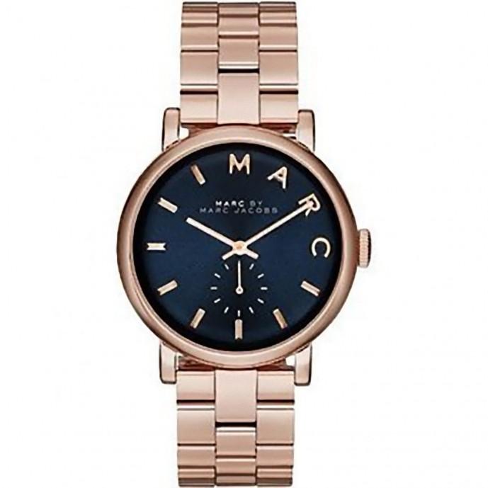 ペアウォッチにオススメなマークバイマークジェイコブスのローズゴールドの腕時計