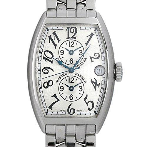 有名ブランドのフランクミュラーマスターバンカーの腕時計