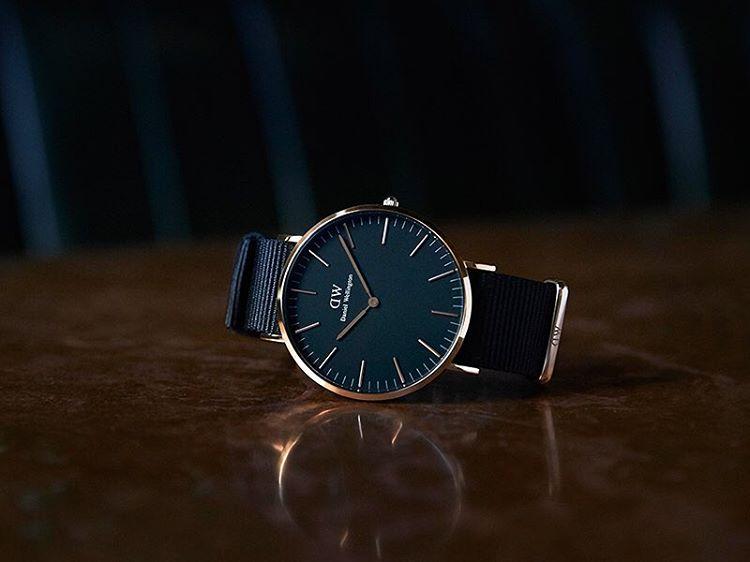 30代の彼女に贈るクリスマスプレゼントにダニエル・ウェリントンの腕時計