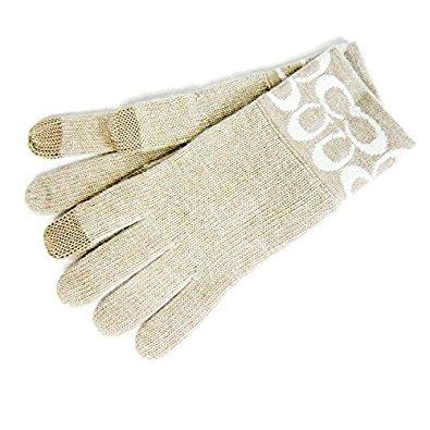 クリスマスプレゼントにぴったりなコーチの手袋