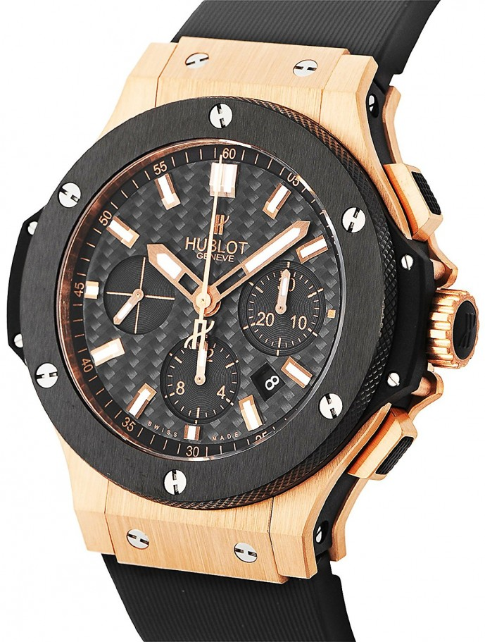 有名ブランドのウブロビッグバンの腕時計