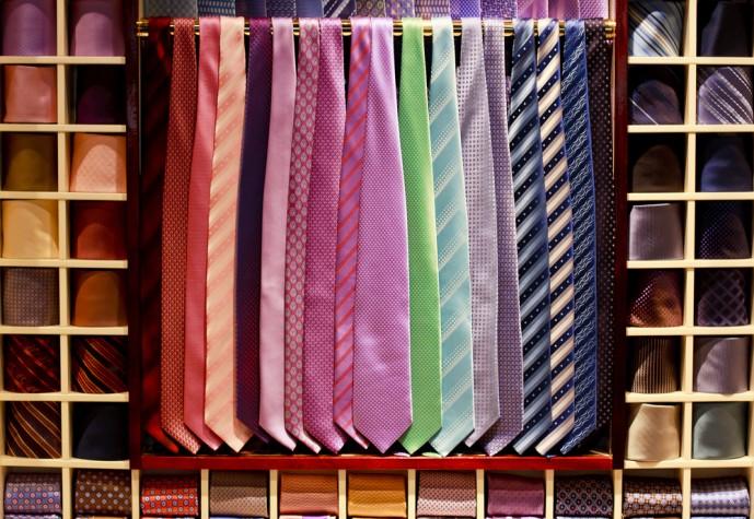 男友達の誕生日にネクタイをプレゼント