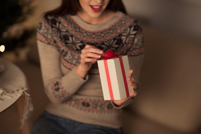 クリスマスは家電をプレゼント