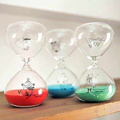 クリスマスプレゼントにぴったりな雑貨(ムーミン砂時計)