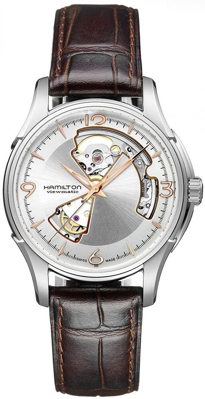 10万円以内で手に入るハミルトンのジャズマスターの腕時計