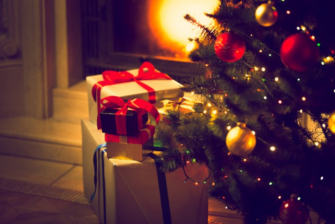 クリスマスにアロマをプレゼントする