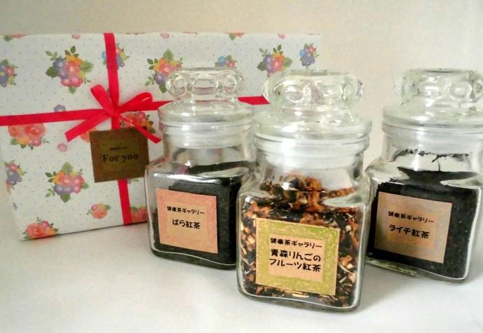 クリスマスに贈りたい紅茶のプチギフト
