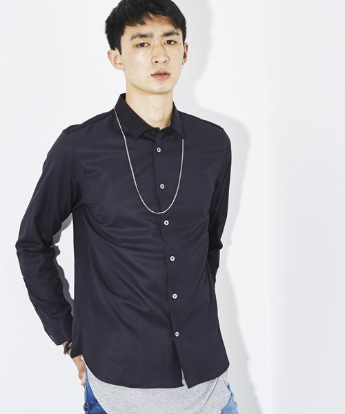秋のメンズファッションのおすすめシャツ
