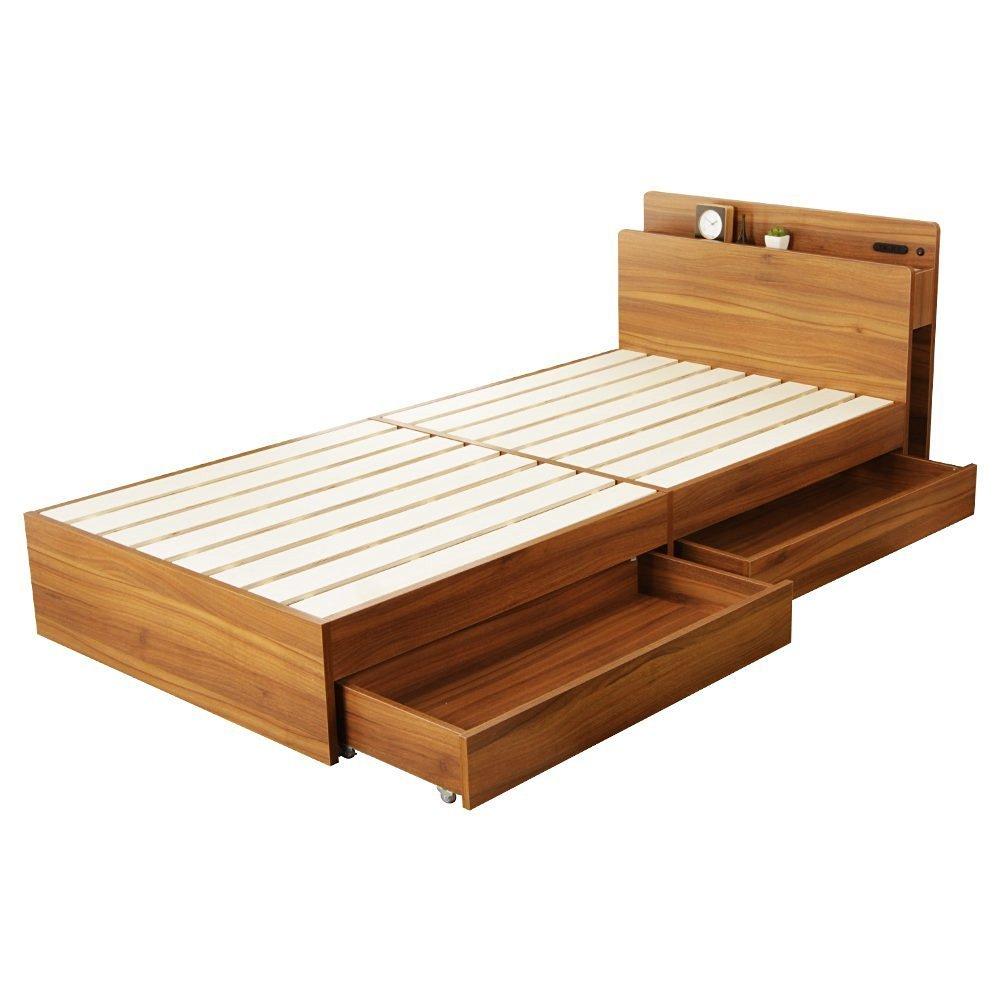 ひとり暮らしに最適なシングルベッドのおすすめフランスベッド