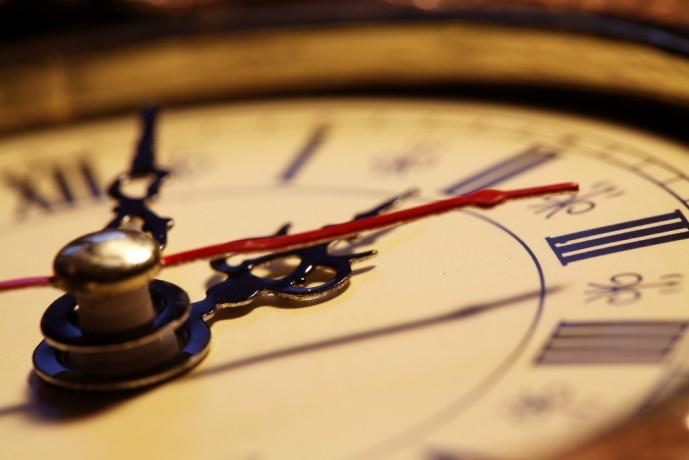 素晴らしい時を刻み続ける掛け時計