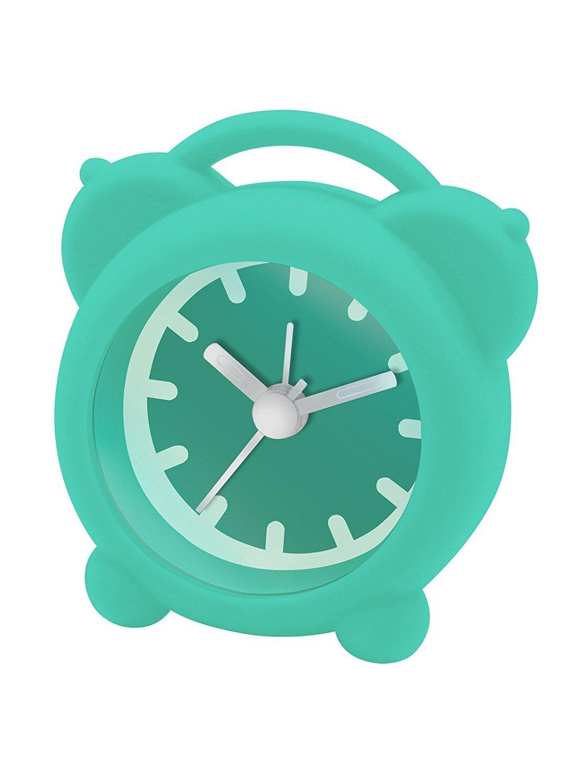 おしゃれなシリコン製置き時計