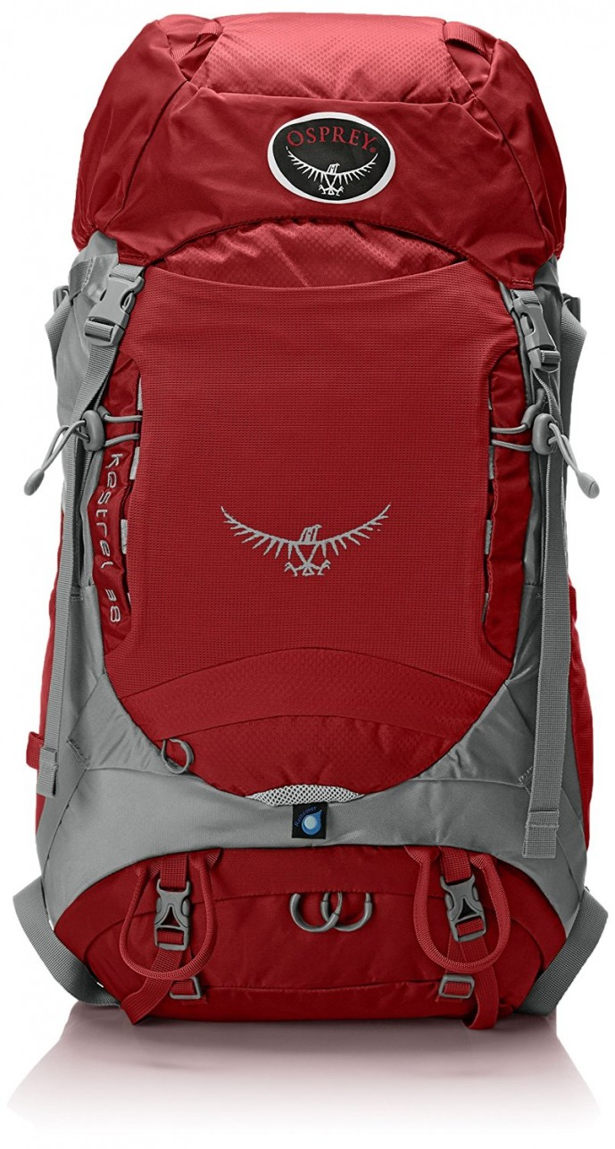 オスプレーのおすすめ旅行用バックパック