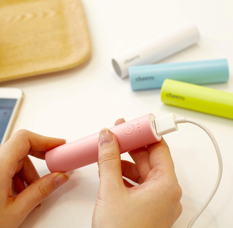 チーロのおすすめモバイルバッテリー1