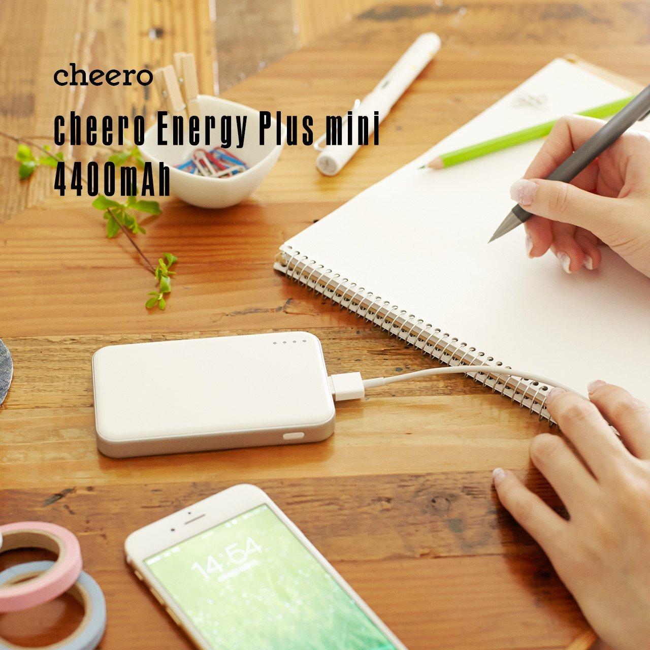 チーロのおすすめモバイルバッテリー5