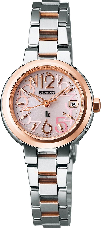 武井咲が付けていたSEIKOの腕時計