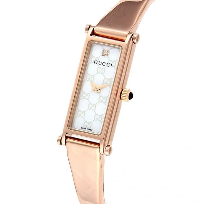 彼女のクリスマスプレゼントに贈りたいグッチのダイヤモンドの腕時計