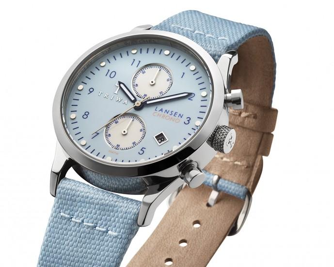 彼女のクリスマスプレゼントにトリアの腕時計