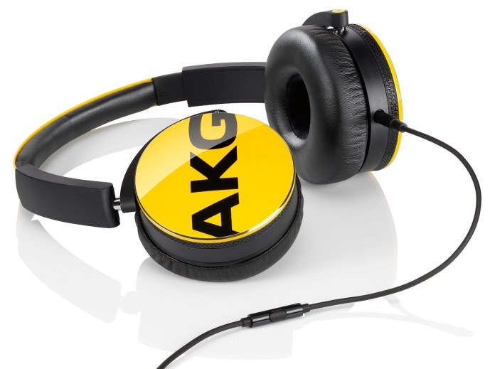 AKG Y50マイク付きヘッドホン