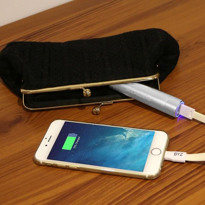 ランキング第2位モバイルバッテリー